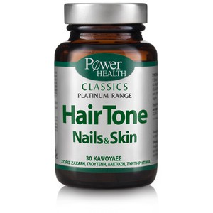 POWER HEALTH Classics platimun range hair tone nails & skin 30caps