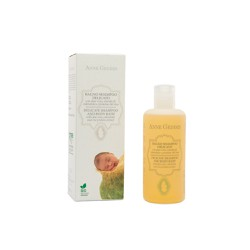 Anne Geddes Baby Delicate Shampoo & Body Bath 250ml