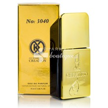 Creation Eau De Parfum No:3040 (1 Million) - Αντρικό Άρωμα τύπου Paco Rabanne, 25ml