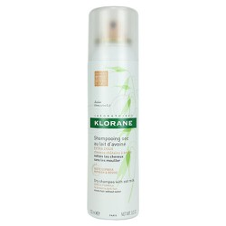 Klorane Dry Shampoo with Oat Milk Teinte 150ml