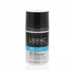 Lierac Homme Deo 24H Action Non Stop Roll-On 50ml