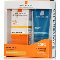 La Roche Posay AntheliosXL Ultra Light Fluid Spf50+ & Posthelios