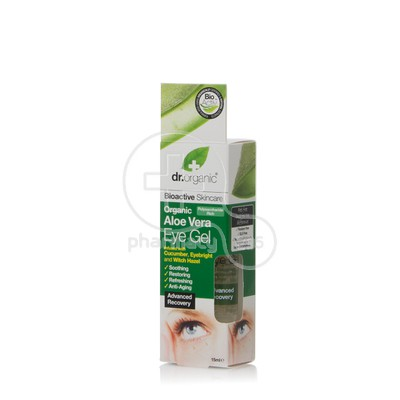 DR. ORGANIC - ALOE VERA Eye Gel - 15ml