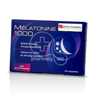 FORTE PHARMA - Melatonine 1000 - 30caps