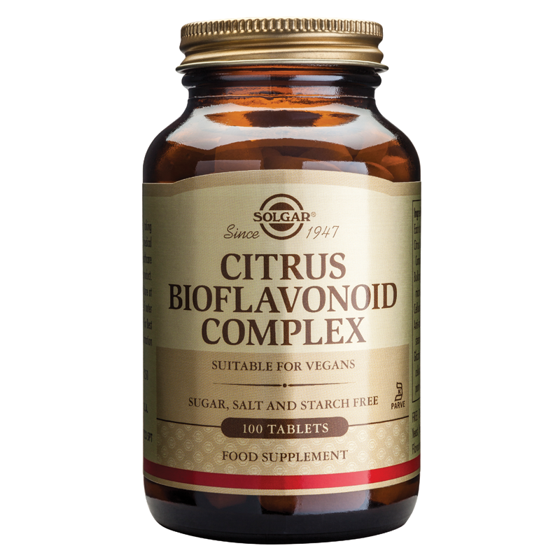 Citrus Bioflavonoid Complex 1000mg tablets