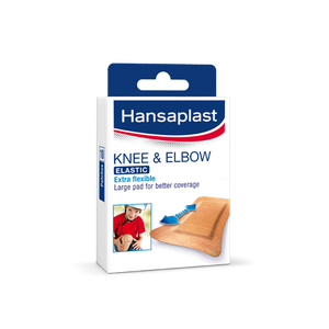 Hansaplast knee   elbow 10strips