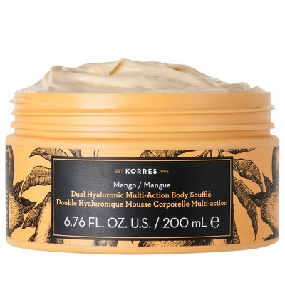Korres - Mango Dual Hualuronic Multi Action Body Souffle - 200ml