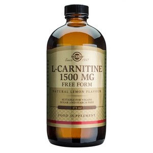 SOLGAR L-carnitine liquid 1500mg 473ml