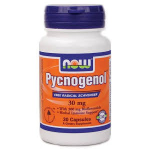 Now foods pychogenol 30 mg