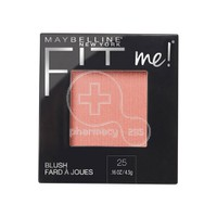 MAYBELLINE - FIT ME Blush No25 Pink - 5gr