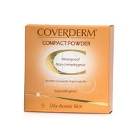 COVERDERM - COMPACT POWDER Oily/Acneic Skin No1Α - 10gr