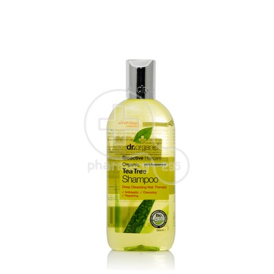 DR. ORGANIC - TEA TREE Shampoo - 265ml