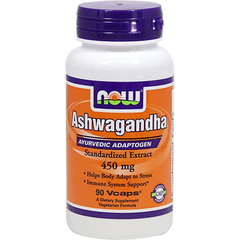 Now Foods | Now Foods Ashwagandha Extract 450 mg - 90 Veg