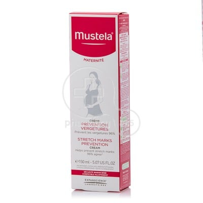 MUSTELA - Creme Prevention Vergetures - 150ml