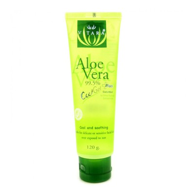 Vitara - Aloe Vera Cool Gel 99.5% Plus Cucumber - 120gr