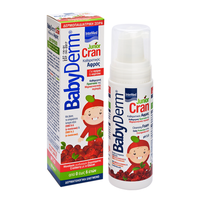 BABYDERM JUNIOR CRAN CLEANSING FOAM  150ML