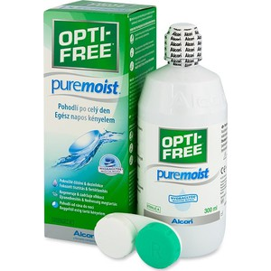 Alcon opti free pure moist 300ml
