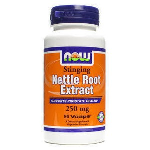 Now foods nettle root extract 250 mg