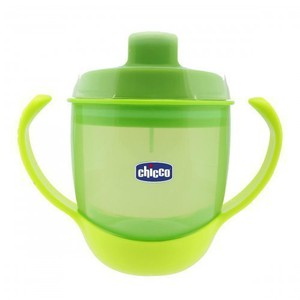 Chicco meal cup green