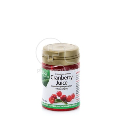 POWER HEALTH - Cranberry Juice - 30tabs