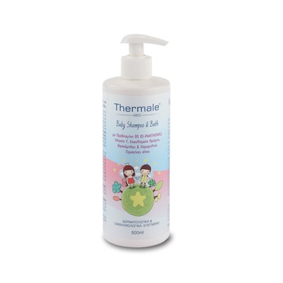 Thermale MED - Baby Shampoo & Bath - 500ml