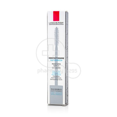 LA ROCHE-POSAY - RESPECTISSIME Waterproof Noir - 7,6ml