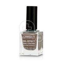 KORRES - GEL EFFECT Nail Colour No70 Holographic Ash - 11ml