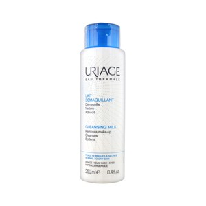 Uriage cleansing milk face and eyes 250ml