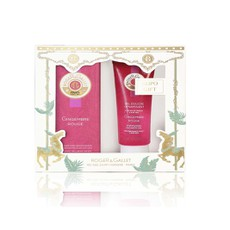 Roger & Gallet SET Gingembre Rouge Wellbeing Water Άρωμα 50ml & ΔΩΡΟ Energising Shower Gel 50ml.
