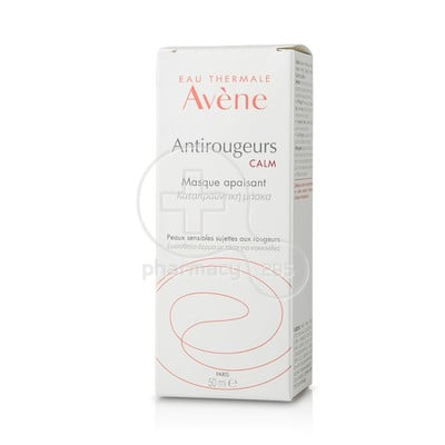 AVENE - ANTIROUGEURS Calm Masque Apaisant Reparateur - 50ml