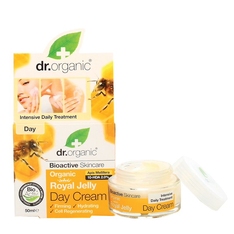 Organic Royal Jelly Day Cream
