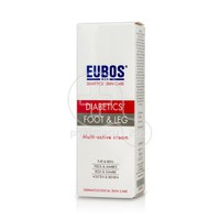 EUBOS - DIABETIC SKIN CARE Foot & Leg Multi Active - 100ml