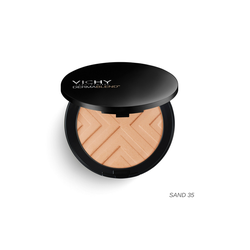Vichy Dermablend Covermatte Compact Powder Foundation LSF/SPF25 Sand 35 Διορθωτική Πούδρα 9.5g