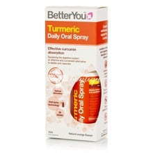 BetterYou Turmeric Daily Oral Spray - Κουρκουμάς, 25ml