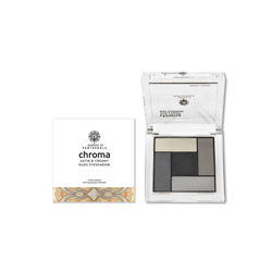 Garden Chroma Satin And Creamy Nude Eyeshadow No.2 Απαλές Μεταξένιες Σκιές 6gr