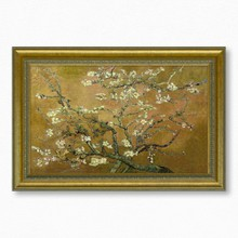 Van gogh   almond blossom yellow 393 1  65x40