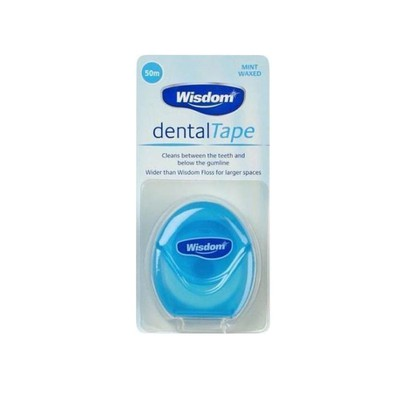 Wisdom - Dental Tape - 50m