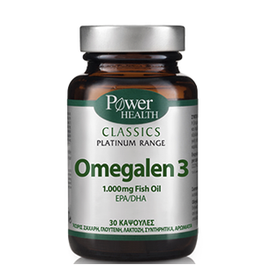Power health omegalen 3