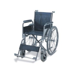Folding Wheelchair (Big wheels)