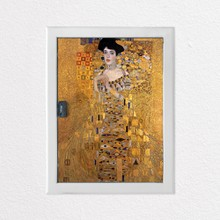 Klimt portrait of adele bloch bauer i a