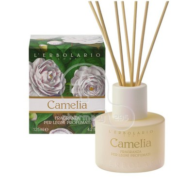 L'ERBOLARIO - CAMELIA Fragnance for Scented Wood Sticks - 200ml