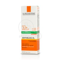 LA ROCHE-POSAY - ANTHELIOS XL Tinted Gel Creme Dry Touch Anti Shine SPF50+ - 50ml