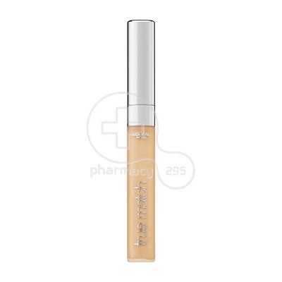 L'OREAL PARIS - TRUE MATCH Concealer No3N (Creamy Beige) - 6,8ml