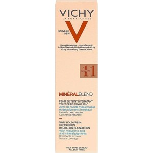 Vichy mineral blend make up fluid 11 granite 30ml