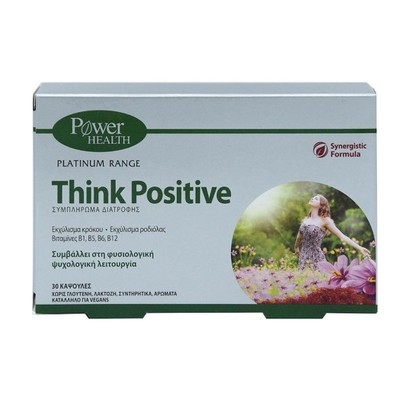 Power Health - Think Positive - 30caps