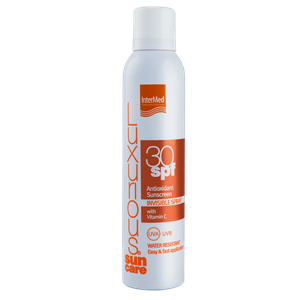 Luxurious invisible spray spf30 200ml