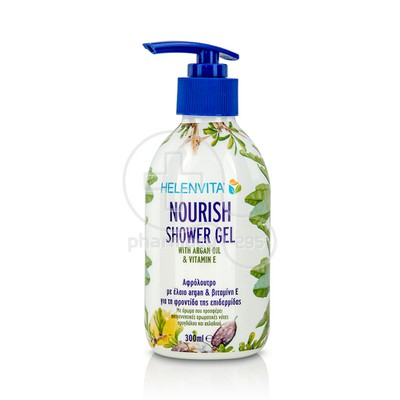 HELENVITA - NOURISH Shower Gel - 300ml
