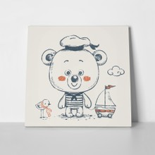 Baby bear sailor a