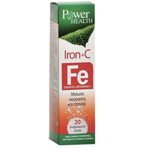 Power health iron c