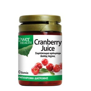 Power health cranberry juice